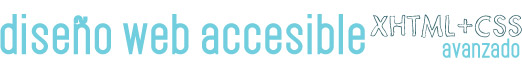 diseño web accesible avanzado
